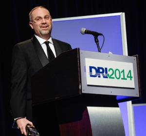 DRI2014-Award-Frank-Perlmutter