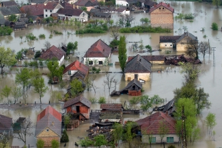 Flooding - istock
