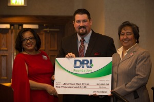 DRI Foundation Red Cross Donation