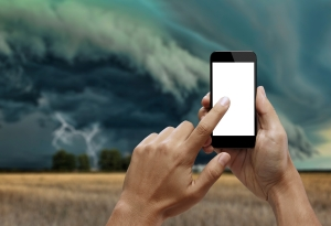 Hurricane iphone apps