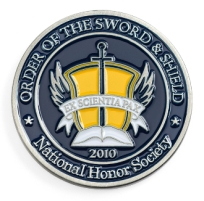 OSSNHS Challenge Coin