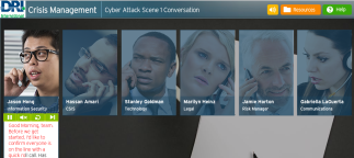 Cyber Attack Simulation 2