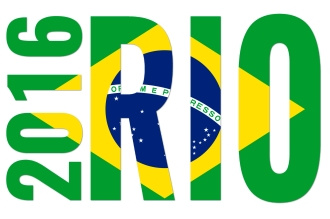 rio 2016 - brazil flag