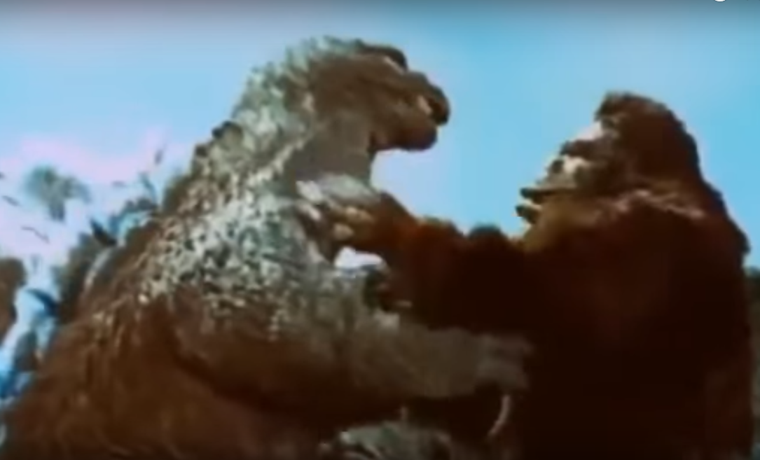 Homeland Security Lessons from 'King Kong Vs. Godzilla ...