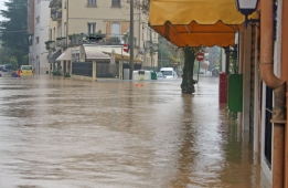 Streets and road invaded by mud during a flooding2